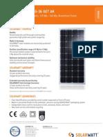 Solarwatt m140-36 Get Ak Eng
