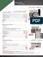 ARIIX Enrollment & Auto Delivery Options (US & Canada)