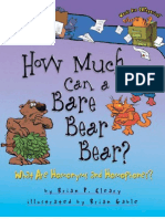 Cleary_How Much Can a Bare Bear Bear_Homonyms and Homophones