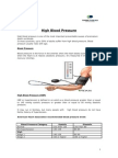 High Blood Pressure(1)
