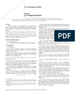 ASTM E1049-1985 Standard Practices for Cycle Counting in Fatigue Analysis