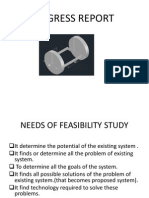 Feasibility Report on Segway
