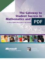Gateway Document