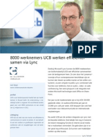 UCB - For Microsoft [NL]