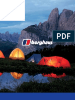 Berghaus Brand Book Final 28.05.2012