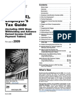 IRS Publication 15 - 2009