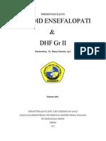 Tifoid Ensefalopati Case