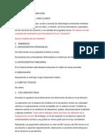 CASO CLÍNICO OFTALMOLOGIA
