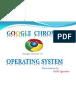 Google Chrome OS.ppt