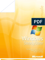 Windows SteadyState Handbook