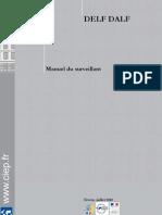Manuel Surveillant Delfdalf