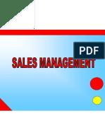 Sales Management 1 Final