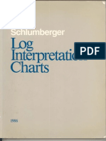 Schlumberger Log Interpretation Chart
