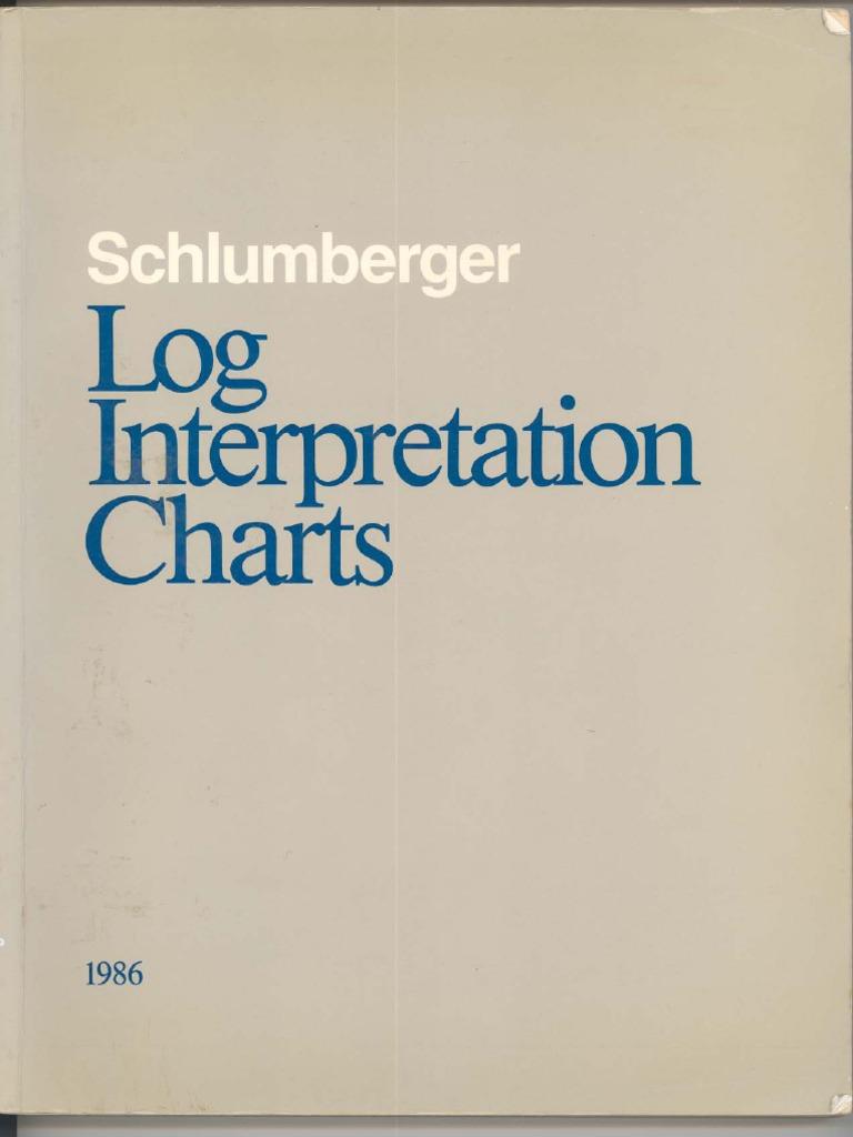 Schlumberger Log Interpretation Principles and Applications