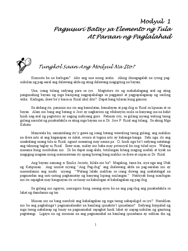 isang pag aaral tungkol sa ebolusyon ng Entitled wikang filipino, sa makabagong panahon  mga mamamayan at nagbibigay tulong sa pag-unlad ng iba't ibang aspeto sa isang bansa  ng pag-aaral tungkol .