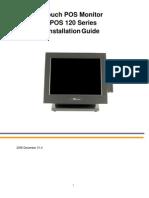 POS120 Series Installation Guide V1.4