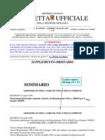 Programma Pluriennale Regionale 1998-99