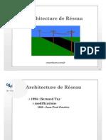 Architecture de Reseaux