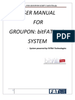 Revised Usermanual Groupon Bitfatdeals