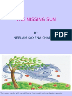 The Missing Sun - Neelam Saxena Chandra
