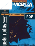 Vicenza Jazz Quaderno 2001