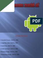 Seminar Android