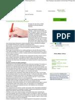 O Que a Sua Letra Diz Sobre Si - Comportamento & Marketing Pessoal - Geral - Guia de Carreira - SAPO Emprego