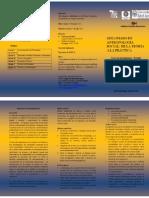 Trifoliar Diplomado Antropología Social en Quetzaltenango