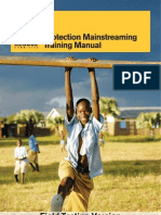 IRC Protection Mainstreaming Training Manual - Field Testing Version