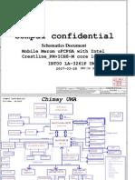 HP Compaq 6910p Compal LA-3261p