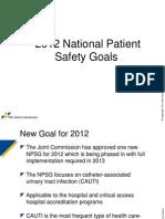 2012 NPSG Presentation - Final 2-03-12