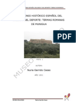 PATRIMONIO HISTÓRICO ESPAÑOL DEL