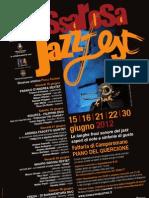 Massarosa Jazz Fest 2012