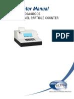 HIAC-8000A LiquidParticleCounter Manual US