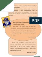 Testemunhos Sessão de Afonso Dias