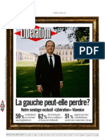 Liberation - Mardi 5 Juin 2012