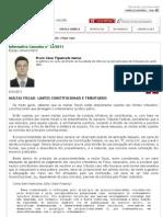 MAMUS_Bruno César Figueiredo_Multas fiscais