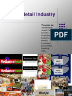 Indian Retail Industry Final Ppt