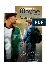 GOODE. Tales of Foster High 1 – Maybe With a Chance of Certainty