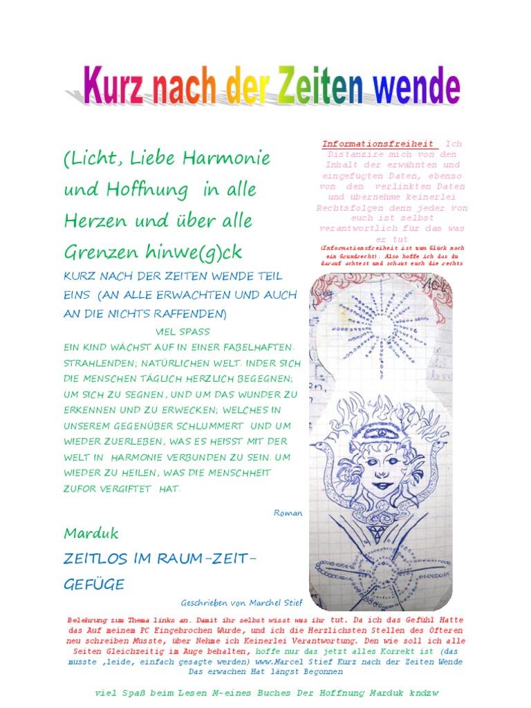 S.O.S. Mein Buch Der Hoffnung Kurz Nach Der Zeiten Wende Oekodorf Idee Teil1