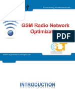 GSM Radio Network Optimization