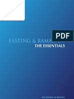 Fasting Ramadan the Essentials