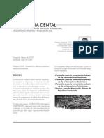 Protocolos Para La Cementacion Adhesiva de Restauraciones en Odontologia
