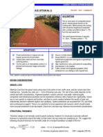 Draft Gravel Guidelines