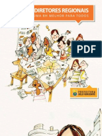 Planos Diretores Regionais de Belo Horizonte (Cartilha)