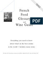 French Food Guide_Glossary