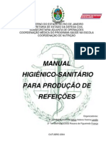 Manual Higienico Sanitario