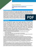 Case Study Amsterdam FinalUrban-Rural Linkages Enhancing European Territorial Competitiveness - Mini - EU
