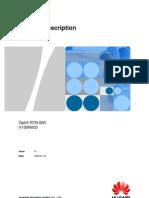 Technical Annex VI - OptiX RTN 600 V100R003 Product Description (Before GA) V1[1].30