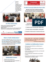 PACE CDP Brochure